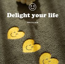 【DECO VIEW】Heart Smile Embroidery Release