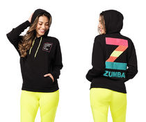 ZUMBA(ズンバ) その他 Zumba★ズンバ Bold Is The New Basic Pullover Hoodie パーカー