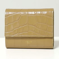 CELINE 財布 10B573BFY.03DT Small Trifold Wallet