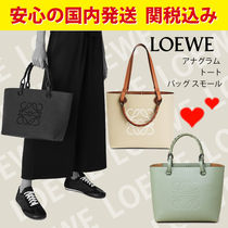 関税送料込国内発送★LOEWE Anagram Small leather tote