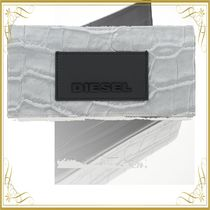 ☆SEAL☆Leather CROCO FRESHER 24 A DAY Wallet