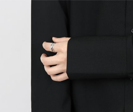 SCENERITY 指輪・リング SCENERITY Twisted Silver Ring(10)