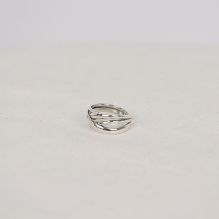 SCENERITY 指輪・リング SCENERITY Twisted Silver Ring(14)