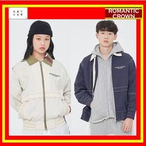 [ROMANTIC CROWN]  RMTCRW FIELD JACKET /2色/追跡付