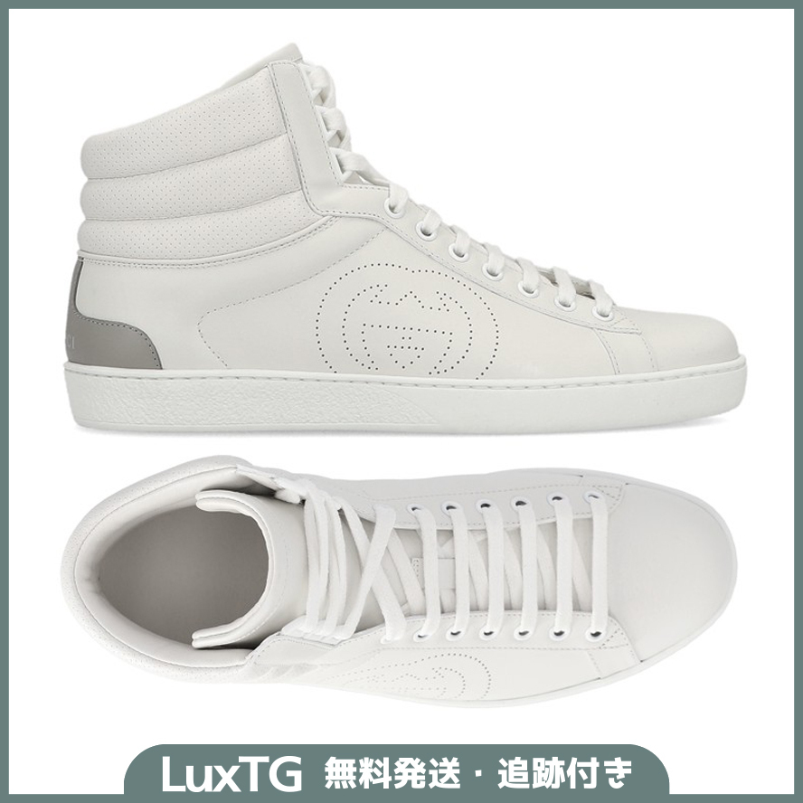 ☆Gucci☆Ace HIGH TOP Sneakers☆グッチスニーカー☆ (GUCCI/スニーカー) 64349659