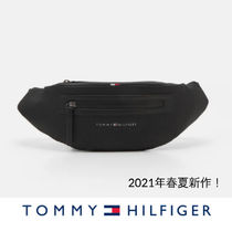 Tommy Hilfiger(トミーヒルフィガー) ショルダーバッグ Tommy Hilfiger 'ESSENTIAL PEBBLE GRAIN' クロスボディバッグ'