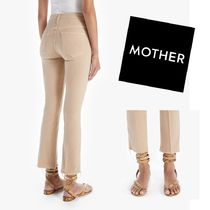 MOTHER(マザー) パンツ 即発★Mother★THE INSIDER ANKLE FRAY 1627-413-KKI