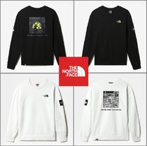 【The north face】 Men's トレーナーBLACK BOX
