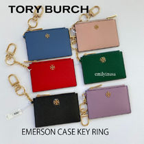 TORY BURCH★EMERSON CASE KEY RING カード・名刺入れ