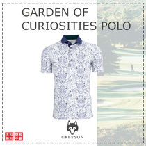 GREYSON / 21SS / GARDEN OF CURIOSITIES POLO