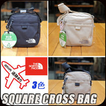 【THE NORTH FACE】SQUARE CROSS BAG★男女兼用★
