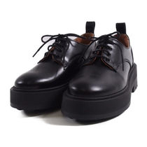& Other Stories::Chunky Leather Oxfords:37[RESALE]