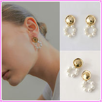 【MIDNIGHT MOMENT.】find pearl earring〜ピアス★日本未入荷