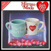 限定コラボ 激レア!【Girls Don 't Cry×Human Made Mug Cup】