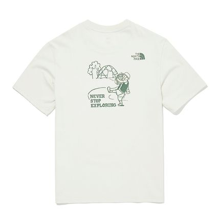 THE NORTH FACE Tシャツ・カットソー THE NORTH FACE CHALLENGE S/S R/TEE MU1980 追跡付(11)