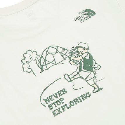 THE NORTH FACE Tシャツ・カットソー THE NORTH FACE CHALLENGE S/S R/TEE MU1980 追跡付(12)
