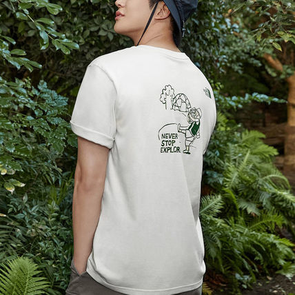 THE NORTH FACE Tシャツ・カットソー THE NORTH FACE CHALLENGE S/S R/TEE MU1980 追跡付(2)