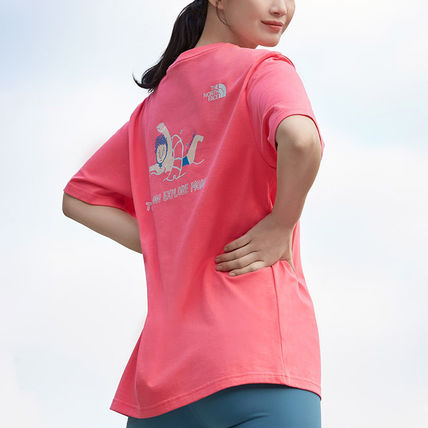 THE NORTH FACE Tシャツ・カットソー THE NORTH FACE CHALLENGE S/S R/TEE MU1980 追跡付(3)