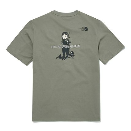 THE NORTH FACE Tシャツ・カットソー THE NORTH FACE CHALLENGE S/S R/TEE MU1980 追跡付(14)