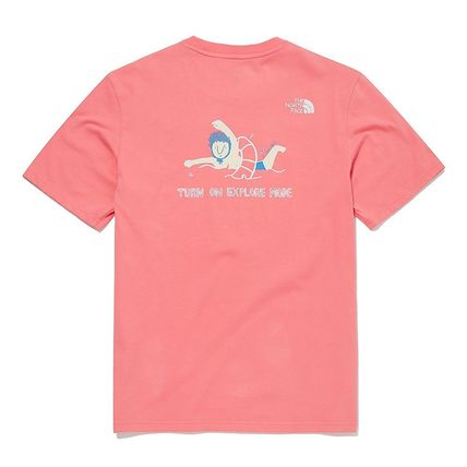 THE NORTH FACE Tシャツ・カットソー THE NORTH FACE CHALLENGE S/S R/TEE MU1980 追跡付(17)