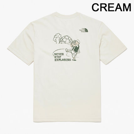 THE NORTH FACE Tシャツ・カットソー THE NORTH FACE CHALLENGE S/S R/TEE MU1980 追跡付(18)