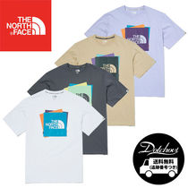 THE NORTH FACE MOVING BOX S/S R/TEE MU1982 追跡付