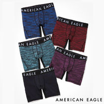 "American Eagle Outfitters(アメリカンイーグル) ボクサーパンツ American Eagle AEO 6"" Flex Boxer Brief Multipack 抗菌タイプ"