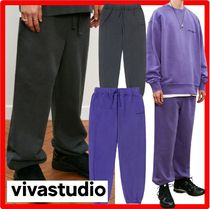 ★韓国の人気★【VIVASTUDIO】★GARMENT DYED SWEATPANTS K.S★