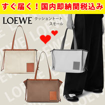 関税送料込国内発送★LOEWE Tote bag Cushion Tote Small