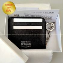 MAISON MARGIELA COIN PURSE KEYCHAIN NUMBERS LOGO