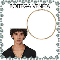 ☆BOTTEGA VENETA☆NECKLACE ネックレス 617810VAHU08120 GD