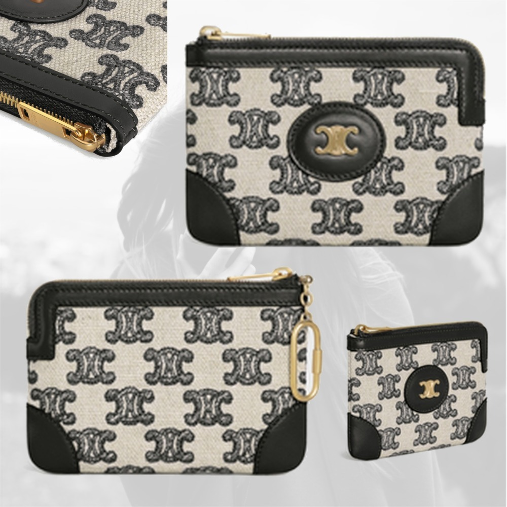 21SS【Celine】COIN & CARD POUCH コイン & カードケース (CELINE/コインケース・小銭入れ) 64408452
