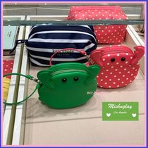 【kate spade】カニさん♪リスレットポーチ★shelly wristlet★
