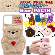 【NEW】「SECOND UNIQUE NAME」Bear PATCH 正規品