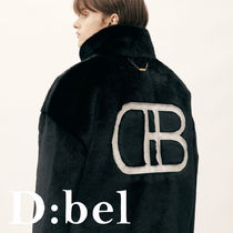 *D:bel* Logo Fur Jumper (Black)