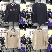 [ NERDY ]★韓国大人気★Arch Logo Warm Up Pullover