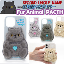 【NEW】「SECOND UNIQUE NAME」Fur Animal PATCH 正規品