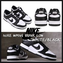 【希少】NIKE DUNK LOW WHITE/BLACK PANDA