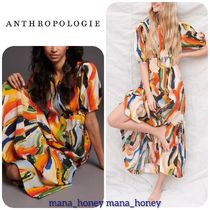 【Anthropologie】Suzannah Maxi Dress☆マキシ ワンピース