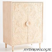 お洒落★ANTHROPOLOGIE★Handcarved Gulliver Armoire