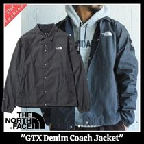 超入手困難 激レア!THE NORTH FACE Denim GTX Coach Jacket