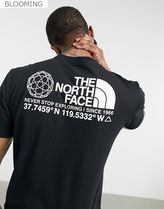 The North Face ★ ロゴ プリント 半袖 Tシャツ 関税・送料込み