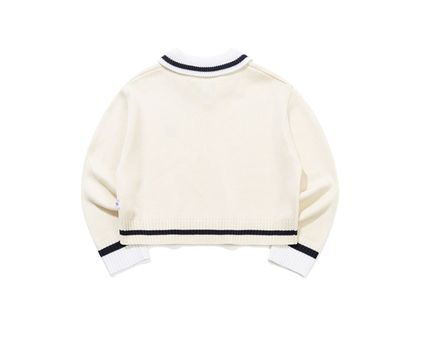 TARGETTO SEOUL ニット・セーター TARGETTO SEOULのCOLLAR V NECK KNIT 全3色(7)