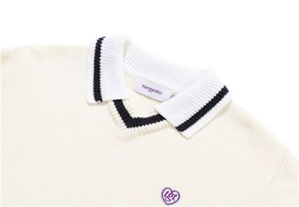 TARGETTO SEOUL ニット・セーター TARGETTO SEOULのCOLLAR V NECK KNIT 全3色(8)