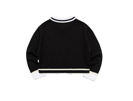 TARGETTO SEOUL ニット・セーター TARGETTO SEOULのCOLLAR V NECK KNIT 全3色(19)
