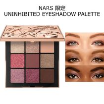 NARS 限定アイパレッド UNINHIBITED EYESHADOW PALETTE