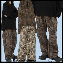 ☆関税込☆RAUCOHOUSE★ANIMAL PATTERN BANDING PANT.S★パンツ