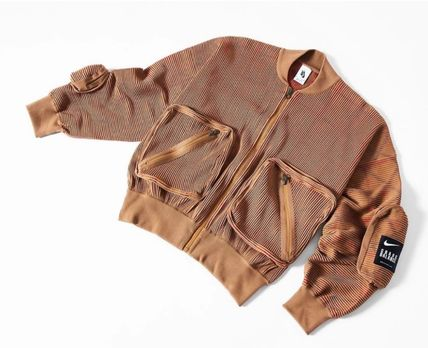 UNDERCOVER ブルゾン 【Nike x UNDERCOVER 】 Knit MA-1 Bomber Jacket(2)