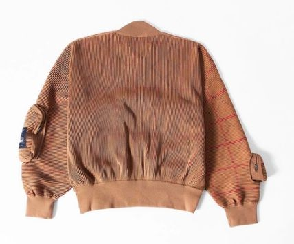 UNDERCOVER ブルゾン 【Nike x UNDERCOVER 】 Knit MA-1 Bomber Jacket(4)