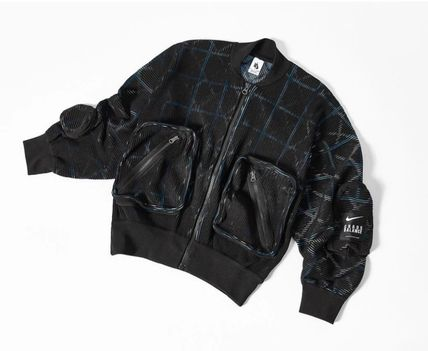 UNDERCOVER ブルゾン 【Nike x UNDERCOVER 】 Knit MA-1 Bomber Jacket(5)